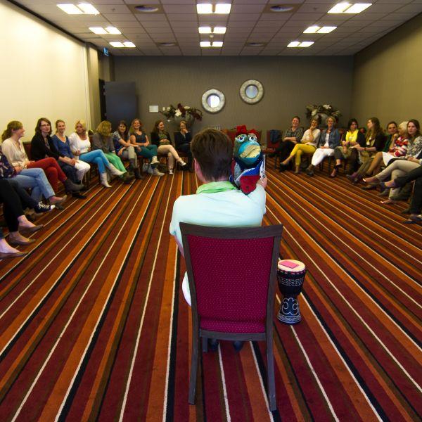 Workshop Drama - voor volwassenen