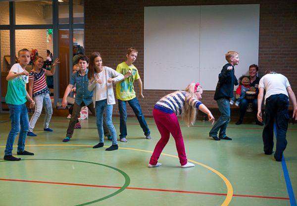 Workshop Drama - Basisschool 7