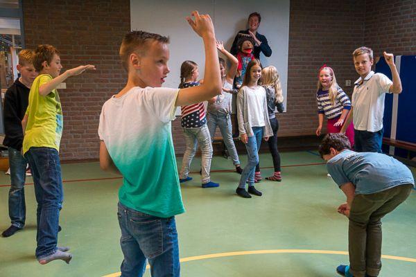 Workshop Drama - Basisschool 6