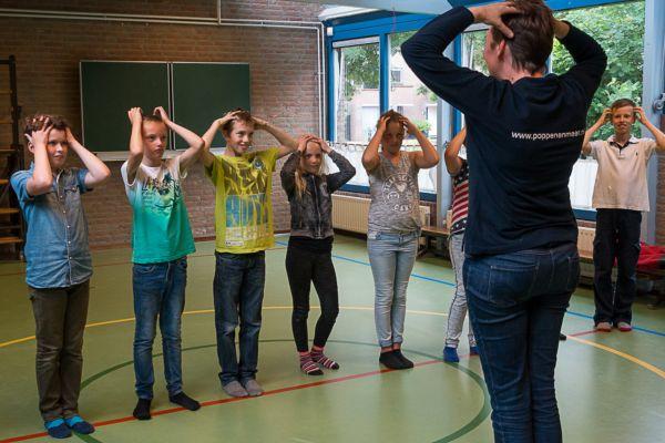 Workshop Drama - Basisschool 5