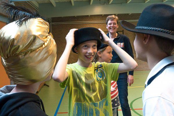 Workshop Drama - Basisschool 4