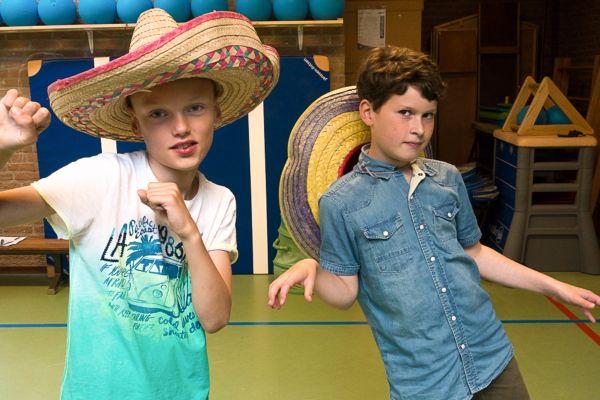 Workshop Drama - Basisschool 3