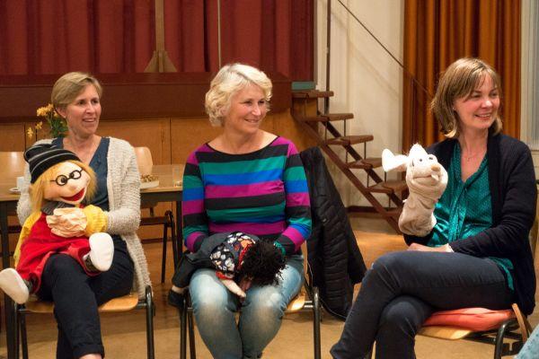 Workshop werken met poppen 19