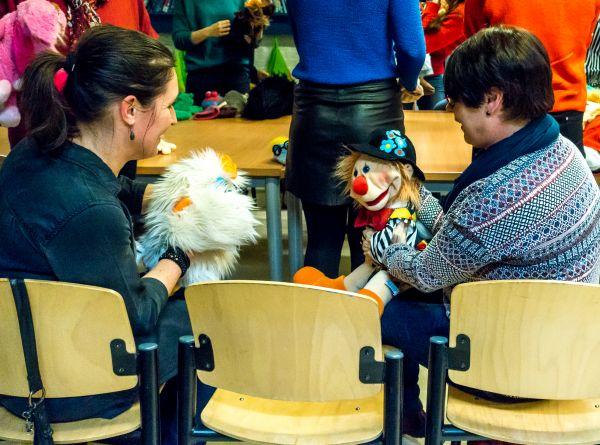 Workshop werken met poppen 9