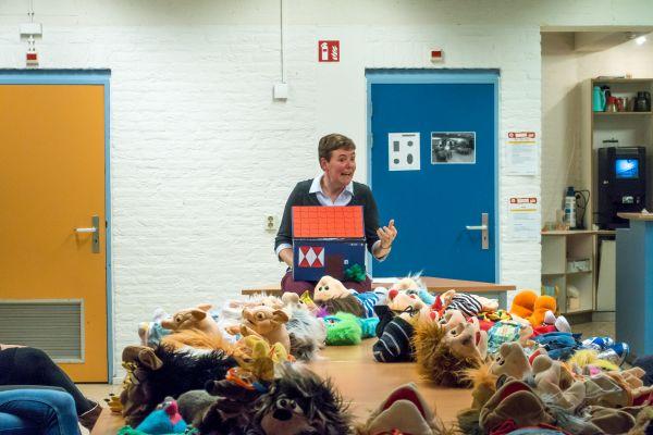 Workshop werken met poppen 6